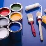 Avondale Painters Tools and Paint